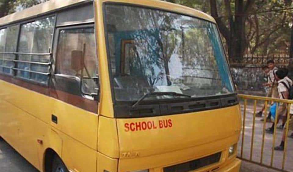 school buses,school vans,Maharashtra RajyaVidyarthi Vahatuk Sanghatana
