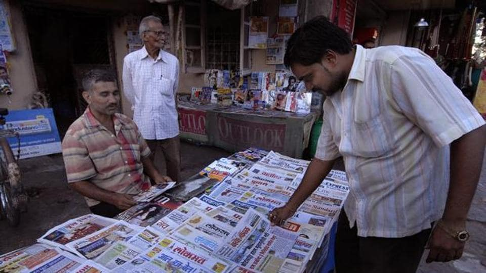 Currently, the FDI policy permits 26 per cent foreign direct investment in the publishing of newspapers and periodicals dealing with news and current affairs through government approval route.