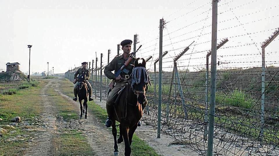BSF,Infiltration bid,Hiranagar