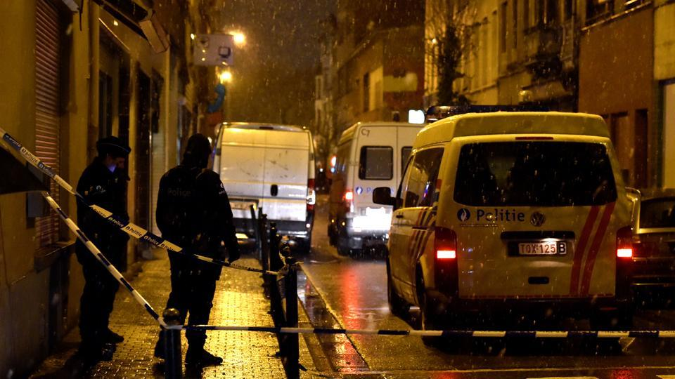 Brussels,Molenbeek district,Brussels anti-terror raids
