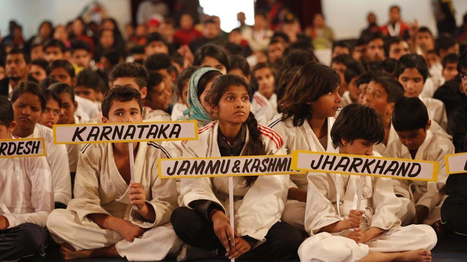 Gurgaon,National Blind and Para Judo Championship,sports