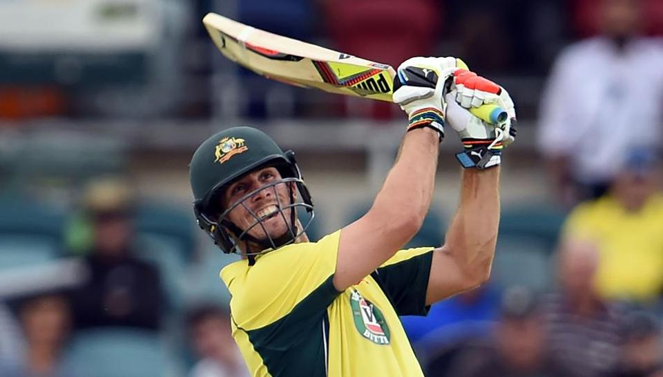 Australia all-rounder Mitchell Marsh, included in the squad for the February-March Test tour of India, has been ruled out of the ongoing Pakistan ODI series due to a shoulder injury.