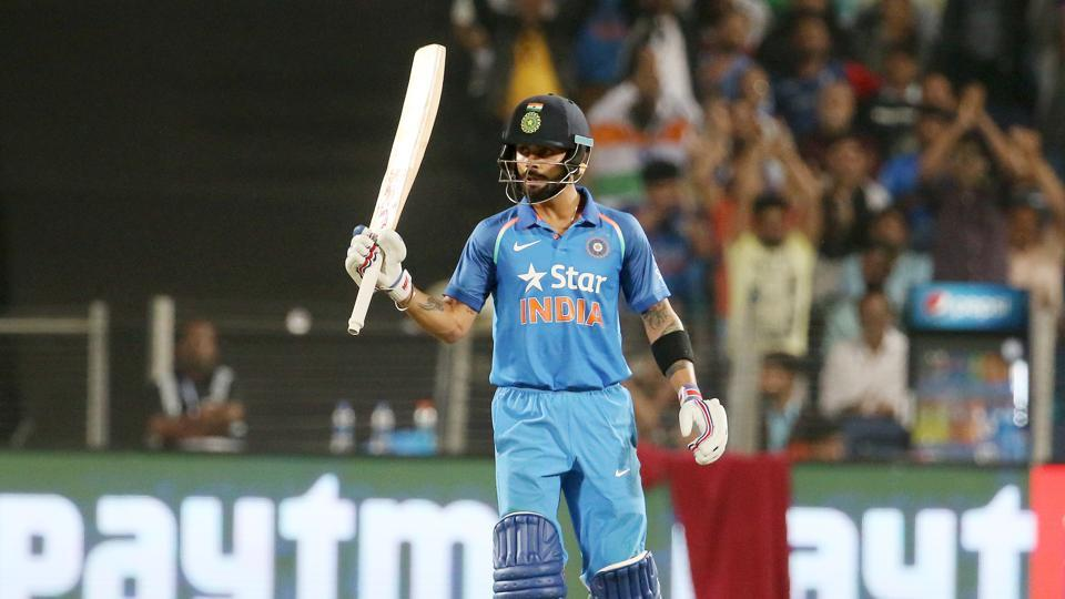 Virat Kohli continued his golden run as he smashed his 39th fifty. (BCCI)