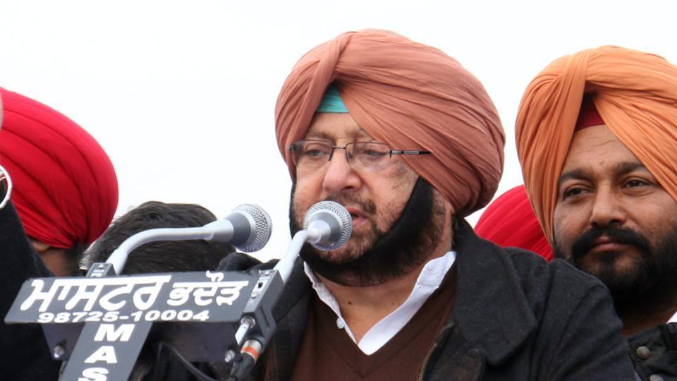 Capt Amarinder Singh,Arvind Kejriwal,Parkash Singh Badal