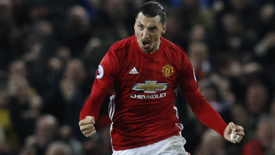 Zlatan Ibrahimovic scored a vital goal as Manchester United F.C escaped with a draw against Liverpool F.C in the Premier League encounter.