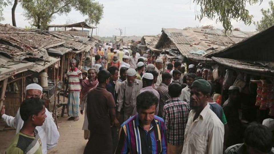 Muslim villagers in western Myanmar's troubled Rakhine state said Sunday that they hope positive change will result from a UN envoy's visit to the region.