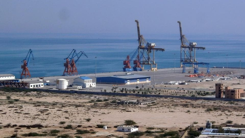 The formal handover of the ships, held at a ceremony at Gwadar port attended by Chinese officials, is likely to raise alarm in India.