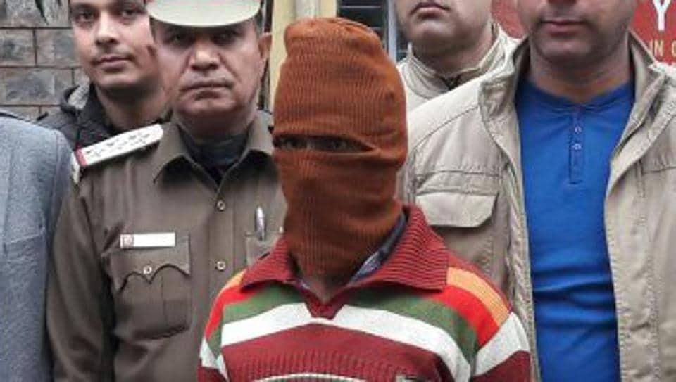 Delhi serial rapist