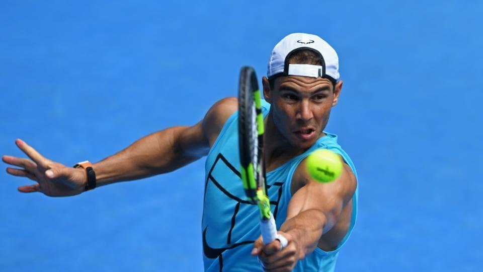 Rafael Nadal,Australian Open,Carlos Moya