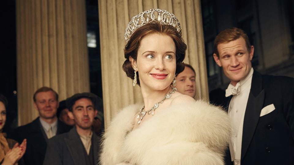 Netflix peels the layers off the Royal Family and Queen Elizabeth in an intimate, terrific and addictive new drama starring Claire Foy and Matt Smith.