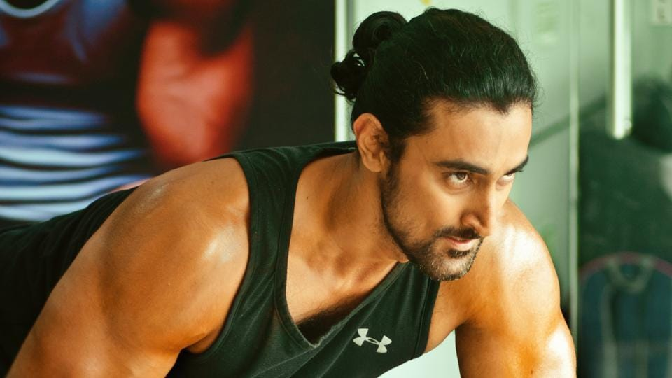 Actor Kunal Kapoor will be see in a beefed up avatar for his next film Veeram.