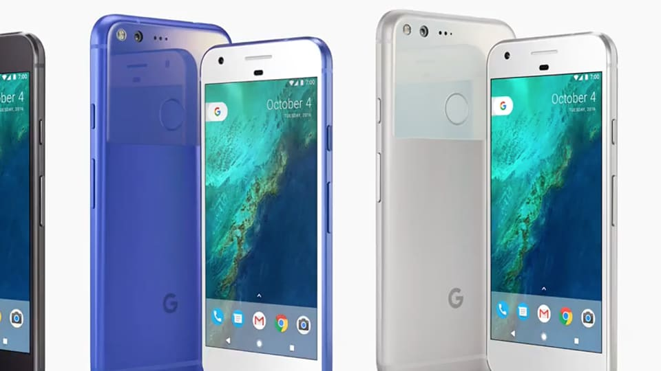 Google,Google Pixel,Pixel XL