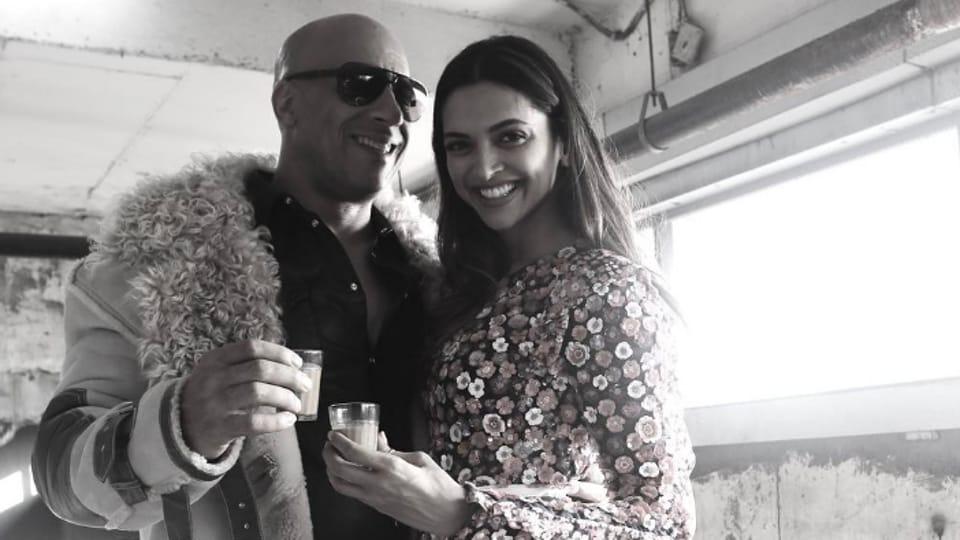 Vin Diesel,Deepika Padukone,xXx Return of Xander Cage