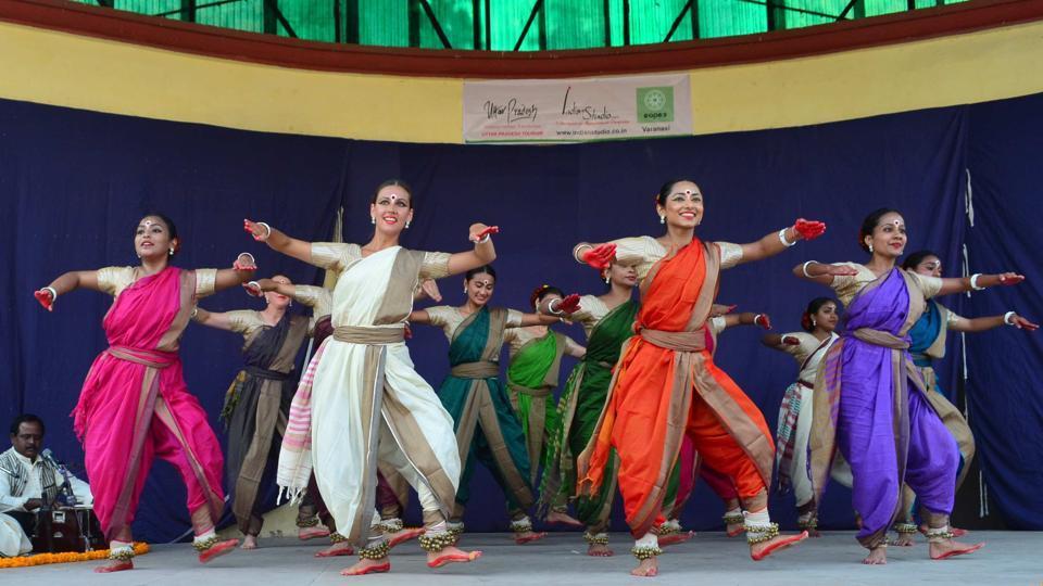Kashi,Odissi dance,Australian dance group