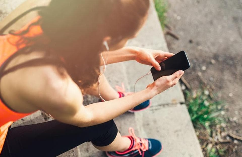 Effective Workout,Workout Mistakes,Smartphone