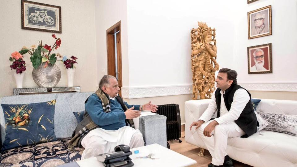 UP elections,Akhilesh Yadav gets Cycle,Cycle symbol