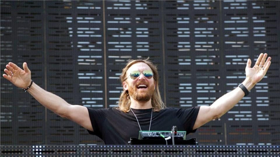David Guetta,David Guetta Delhi show,David Guetta in Delhi