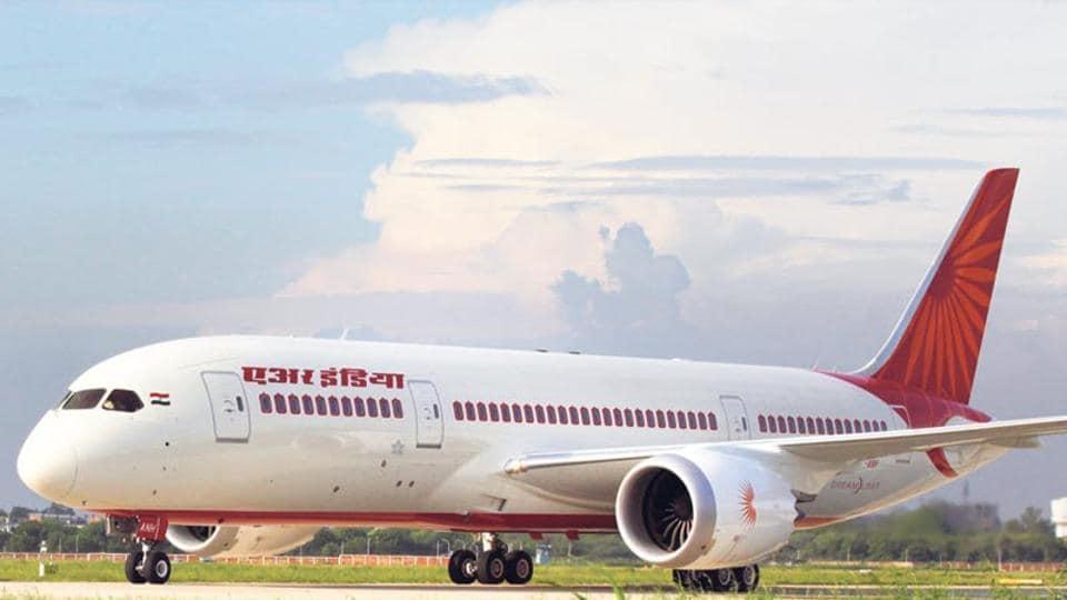 Air India,Delhi-Washington AIflight,AI Dreamliner