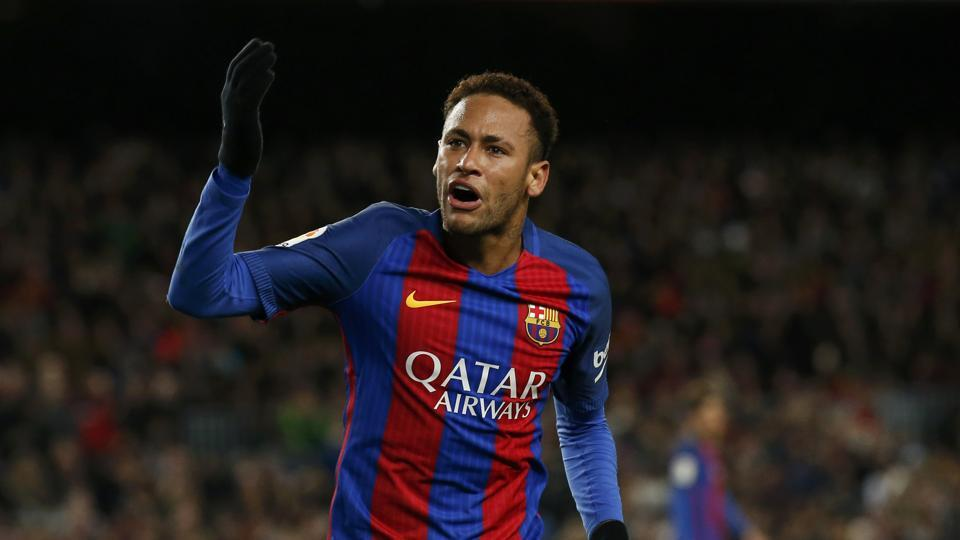 Neymar is considered more valuable than Barcelona teammates Lionel Messi and Luis Suarez, according to a survey by a Swiss-based survey group