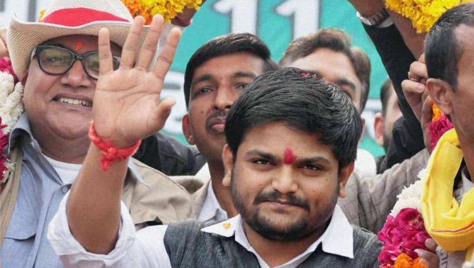 "Hardik Patel thanked the people of Udaipur on supporting him during his ""exile"" and expressed happiness that after all the hurdles and adverse situations, he was eventually going back home safely."