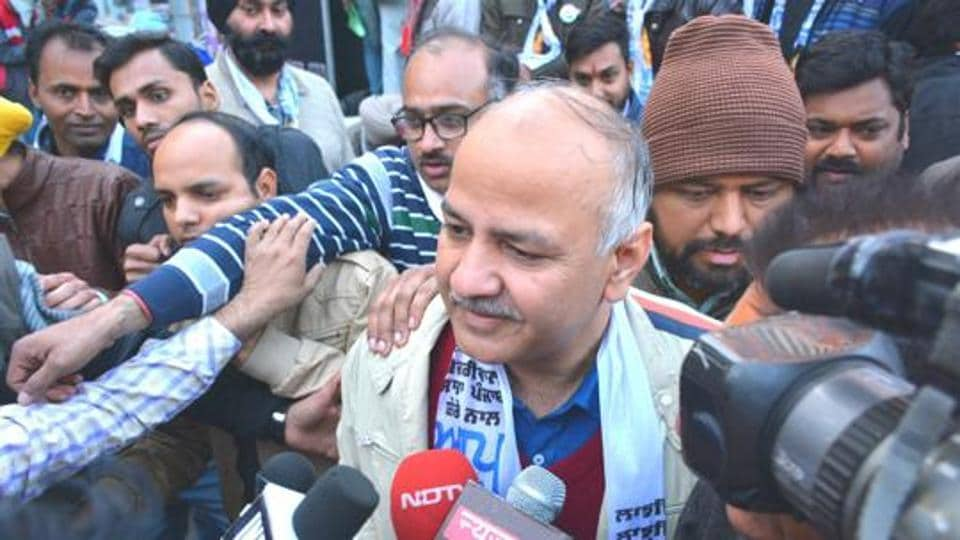 """Manish Sisodia onMonday ordered action against over 50 private schools in the national capital which have been found adopting """"arbitrary"""" and """"unreasonable"""" criteria for nursery admissions."""