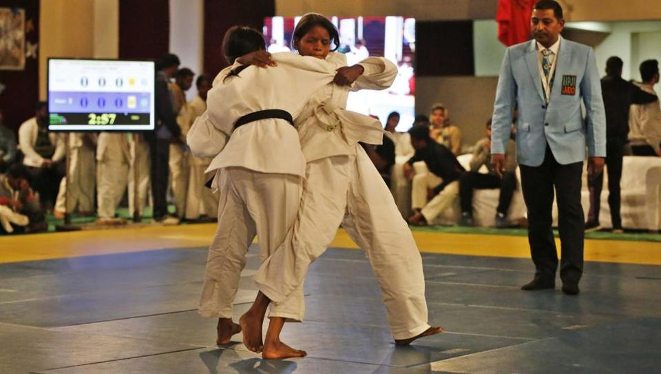 Gurgaon,sports,National Blind and Para Judo Championship