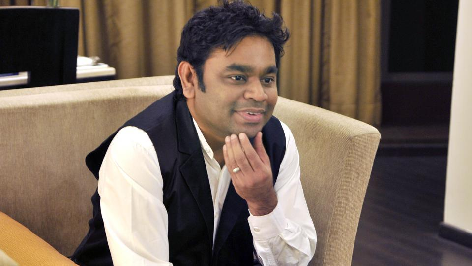 ARRahman says he asked (composer) Tanishk to come up with the first four bars of the song, and liked the beat.