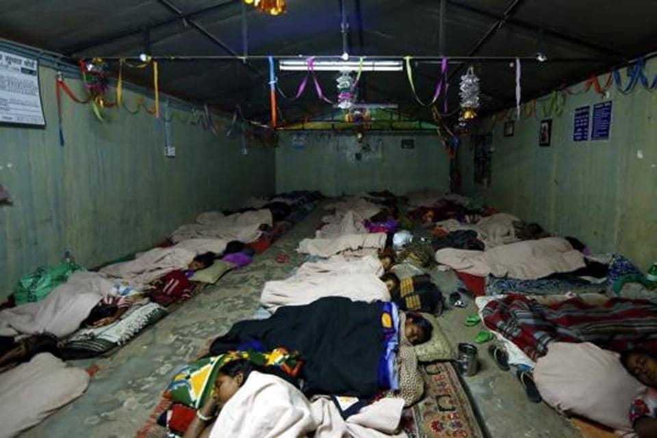 Homeless,Shelter,Delhi's homeless