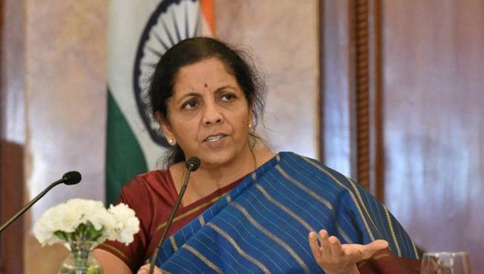 Nirmala Sitharaman,tax benefits,MAT