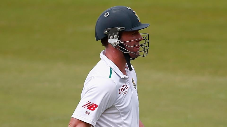 ABde Villiers has not played Tests since January 2016 and he faces an uncertain future in the longest format due to injuries.