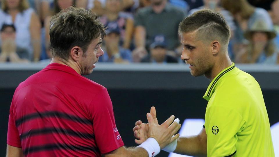 Stan Wawrinka,Australian Open,Martin Klizan