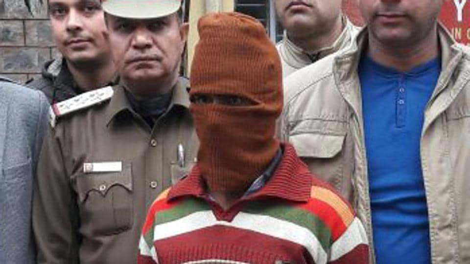 Delhi's serial rapist,Sunil Rastogi,Sexual assault