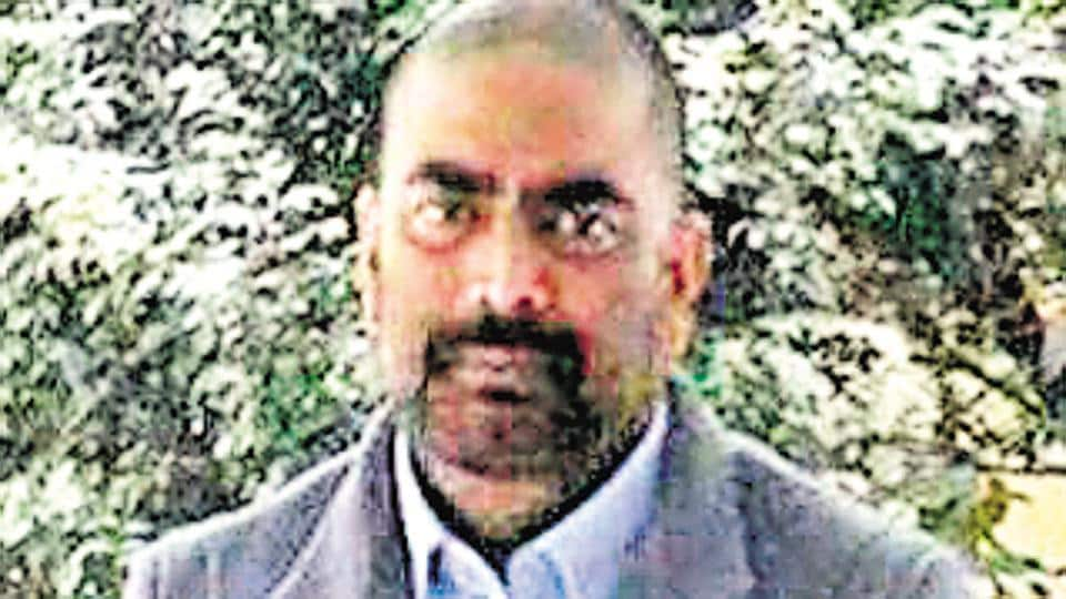 FIR,Shahabuddin,Former MP
