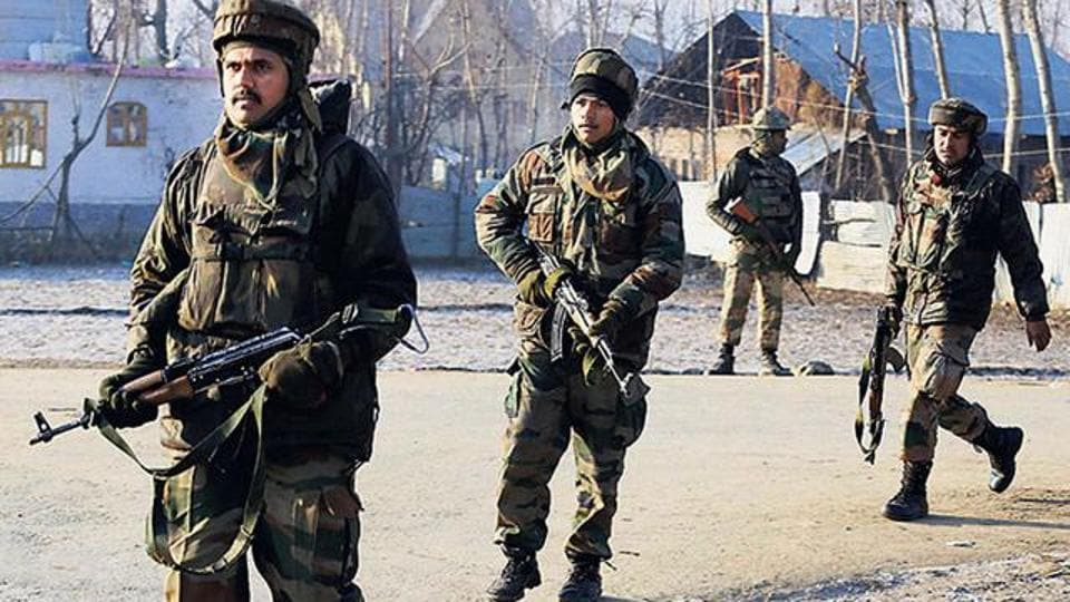 Days after their video surfaced, three local militants of Hizbul Mujahideen outfit were killed in an overnight encounter with security forces in south Kashmir's Anantnag district