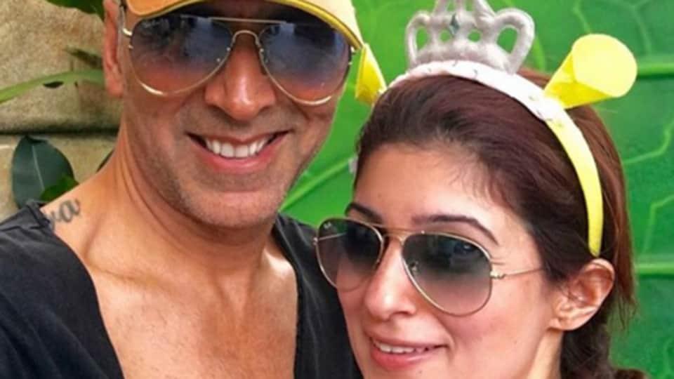 Akshay Kumar,Twinkle Khanna,Bollywood marriage