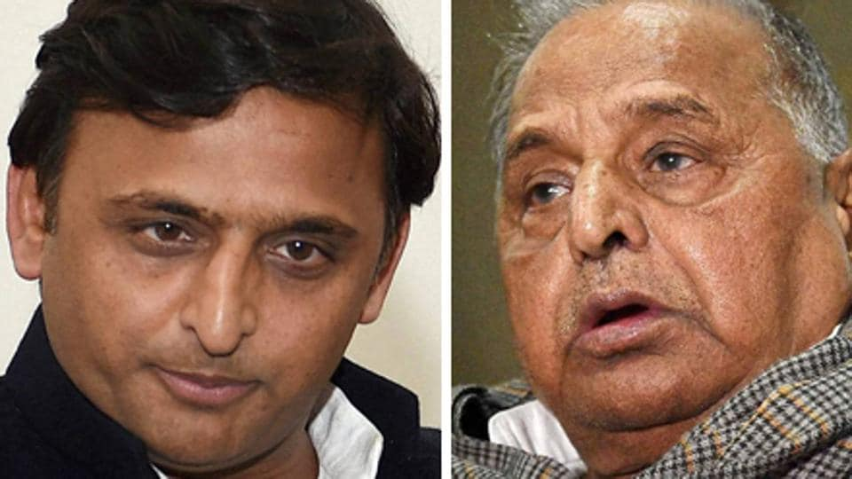 The Election Commission decided on Monday that the faction led by Akhilesh Yadav was the real Samajwadi Party.