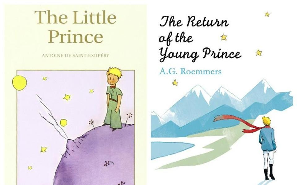 an analysis of the book the little prince Synopsis: antoine de saint-exupéry first published the little prince in 1943, only  a year before his lockheed p-38 vanished over the.