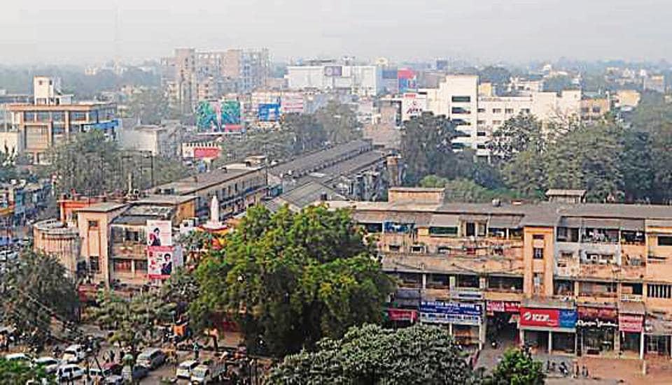 Allahabad,Smart city,Urban development