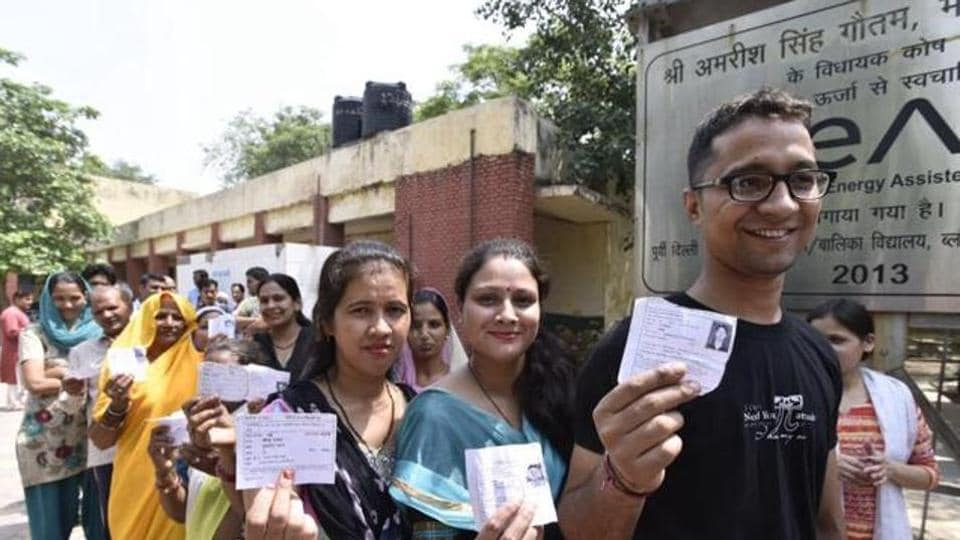 The Delhi government on Tuesday came out with the new civic body map that may give an advantage to the ruling Aam Aadmi Party when the municipal elections are held in April.