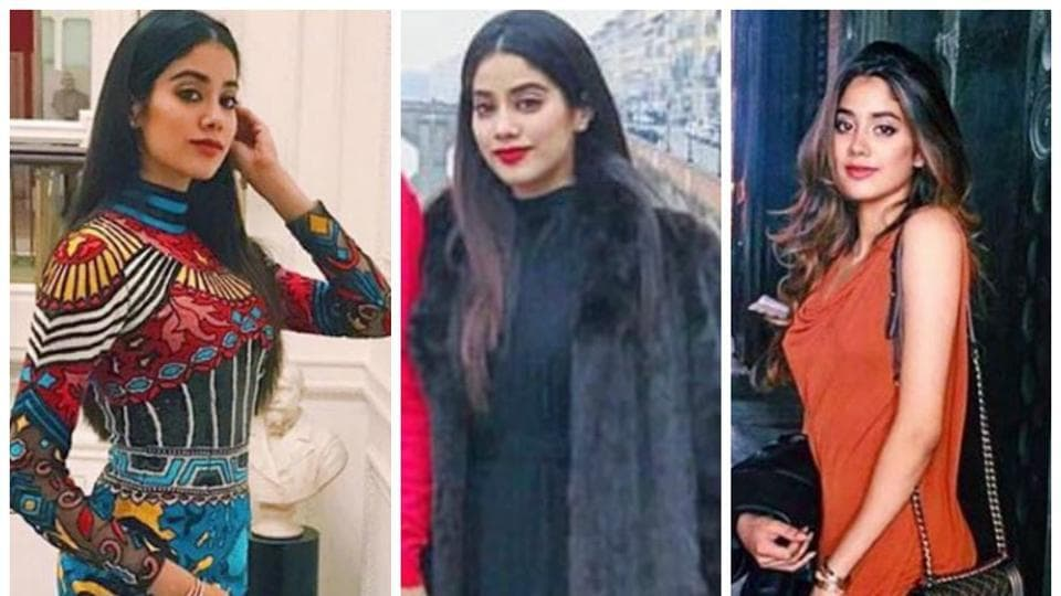 From dresses to gowns, Jhanvi Kapoor aces it all.