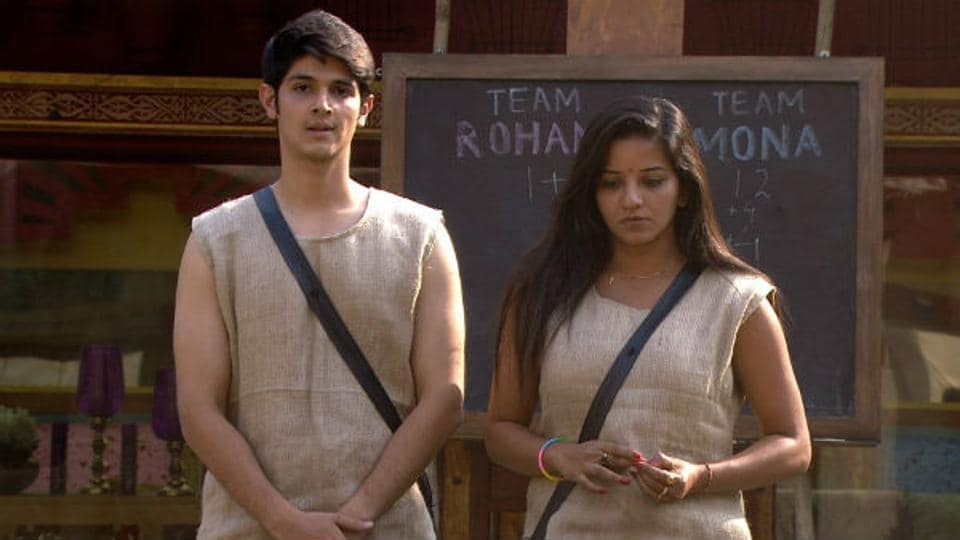 Both Rohan Mehra and Monalisa are now in the danger zone to be evicted from Bigg Bos 10.