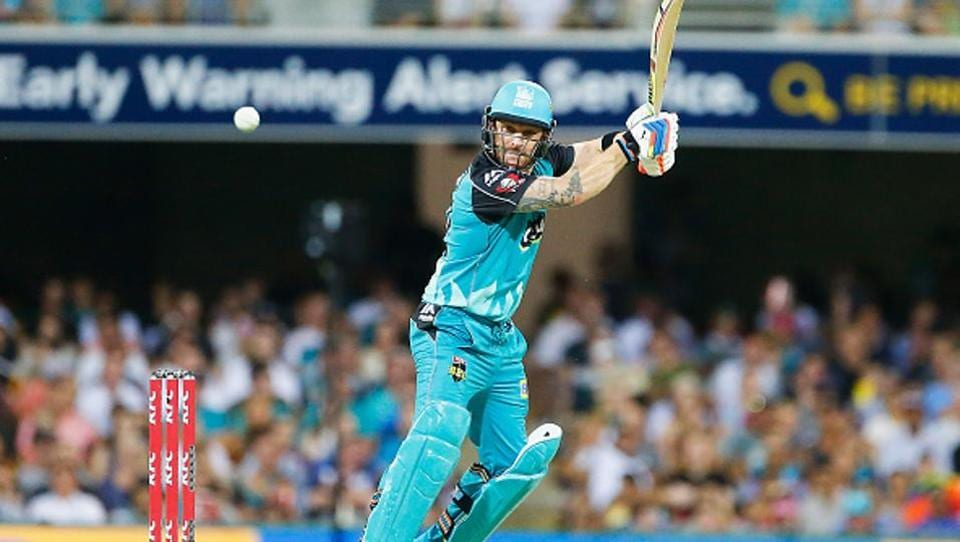 Brendon McCullum, who plays for Brisbane Heat, was banned for his side's slow over rate during the loss against Perth Scorchers in the Big Bash League last week.