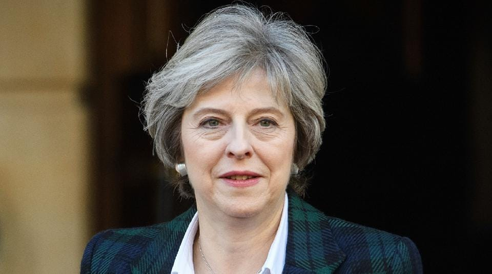 Prime Minister Theresa May,Brexit,Britain-India ties