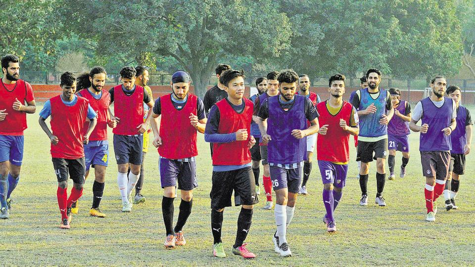 Students of standard 12, the two young valley footballers have been playing the game from childhood.
