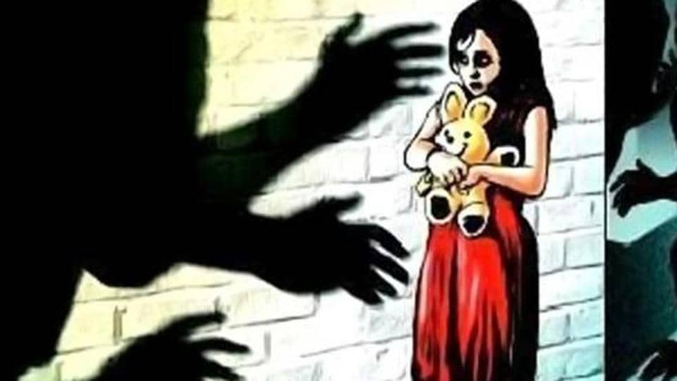 The parents of the girl, a Class 4 student, lodged the complaint against him in wee hours on Tuesday.