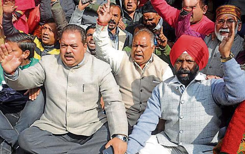 Uttarakhand,BJP MLAs,Denied tickets