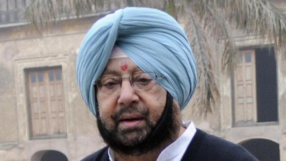 Amarinder Singh,Preneet Kaur,Captain's assets
