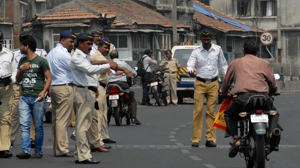 With the number of cases against bikers surpassing previous years' figures, officials at the Mumbai traffic police are looking at ways to instill a sense of discipline among them.