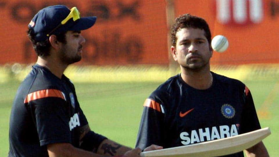 Former Pakistan batsman Muhammad Yousuf rates legendary Sachin Tendulkar as a better performer than Virat Kohli despite the current India captain's recent astounding form.