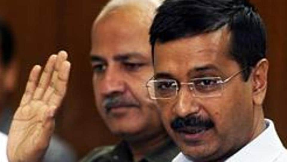 Arvind Kejriwal on Tuesday denied charges of promoting bribery by asking voters to take money from other parties and vote for the AAP in Punjab and Goa.